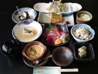 いづみや - 会食コース