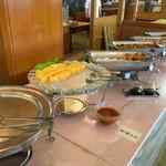 南摩城カントリークラブ レストラン -