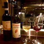 ロッシ - ワイン・白・赤・グラス