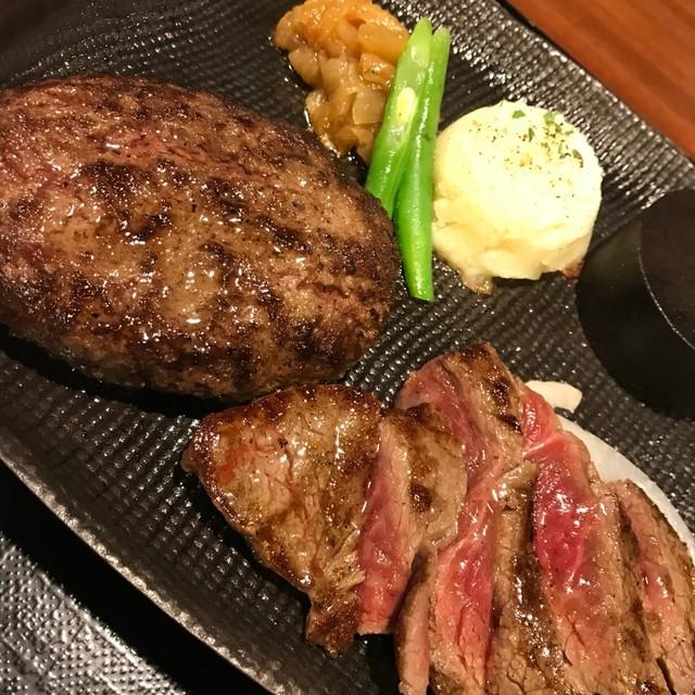 ハンバーグ&ステーキ 腰塚 自由が丘正面口店