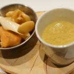 CONDOR - 鶏白湯スープ