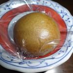 京菓子 岬屋 - 麦まんじゅう194円