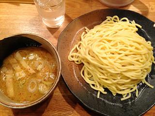 つけ麺屋 やすべえ 道頓堀店 - つけ麺(大盛り)