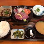 お食事の店萬福 - 梅定食
