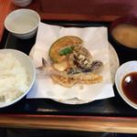 67635728 - 天ぷら定食A