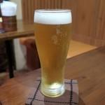ラ・マンミーナ - 生ビール