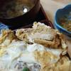 豊年屋 - 料理写真:カツの厚み