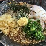 香川製麺てまり - 冷しぶっかけ