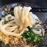 香川製麺てまり - にょ〜ん( ´ ▽ ` )ノ