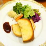ボーピープ - +モーニングセット300円