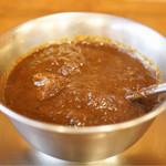 トマト - ジャワカレー