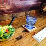 ベジキッチン・グーグー - ランチのサラダ