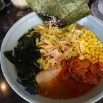 ラーメン屋 麺一 - ねぎからし麺(しょう油) 980円