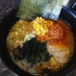 ラーメン屋 麺一 - からし麺(HOT)みそ味 780円