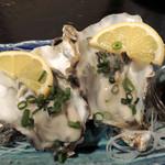 地元家 - 厚岸の牡蠣