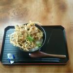 喰亭 壱 - ちょこっと飯(かき揚げ丼)380円