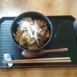 喰亭 壱 - ちょこっと飯(豚丼)380円