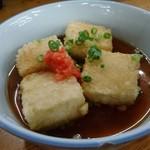67644243 - 揚げ出し豆腐(430円)