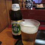 奴寿司 - ノンアルコールビール① 500円