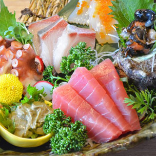 抜群の鮮度で魚介類をお客様にお届け致します♪