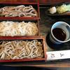 上杉 - 料理写真:三色そば(大)