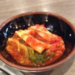 焼肉・光陽 - 料理写真:キムチ
