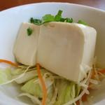 デニーズ - 豆腐サラダアップ