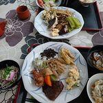 農家レストラン山菜 -