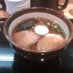 麺屋 藤 - 東京Wスープ醤油らーめん!