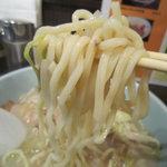 ばってん亭 - 麺UP