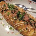 庄司 - 納豆オムレツ