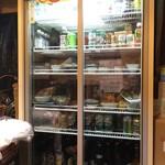 みのり - セルフの冷蔵庫