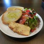 Ristoro Cocteau's - 前菜・サラダ・パン