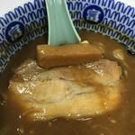 中華蕎麦 とみ田 - チャーシューとメンマ