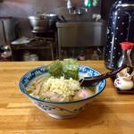 大黒屋 - たぬきラーメン(醤油)