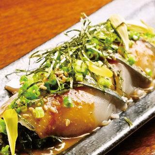 厳選された鮮魚をお楽しみ下さい
