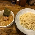 風雲児 - つけ麺 並 800円