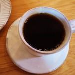 ブルー コーヒー -