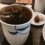 珈舎 - なみなみアイスコーヒー(550円)