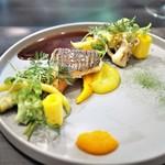 Élan.MIYAMOTO - 佐賀天然真鯛とヴァプール野菜