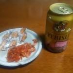 遠久邑 - 料理写真:日本酒との方が相性はいいようで(;'∀') 切らしてました・・・。