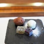 レストラン マノワ - 小菓子