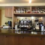 CAFE CUPOLA mejiro - 店内の様子