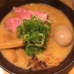 ふじ屋 NOODLE - 味噌らーめん(^。^)麺大