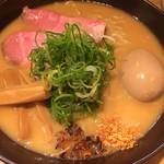 ふじ屋 NOODLE - 味噌ラーメン☆★★☆
