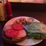 MKYアメリカンレストラン - 組立前