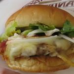 ピコピコ - しまね和牛チーズバーガー
