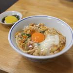 鳥喜多 - 料理写真:親子丼☆