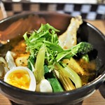 札幌ドミニカ - 特選チキン野菜カレー