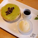 焼きたてチーズタルト専門店PABLO - ミニチーズタルト 白玉×抹茶×小豆